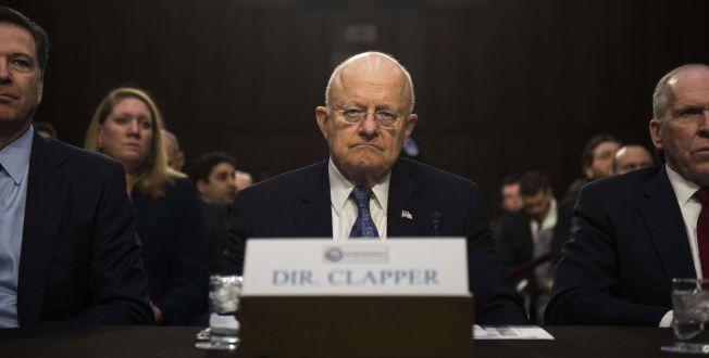 E-SJEFEN: USAs etterretningssjef James Clapper orienterte Senatets komité for de væpnede styrker om globale trusler mot USA og landets allierte.