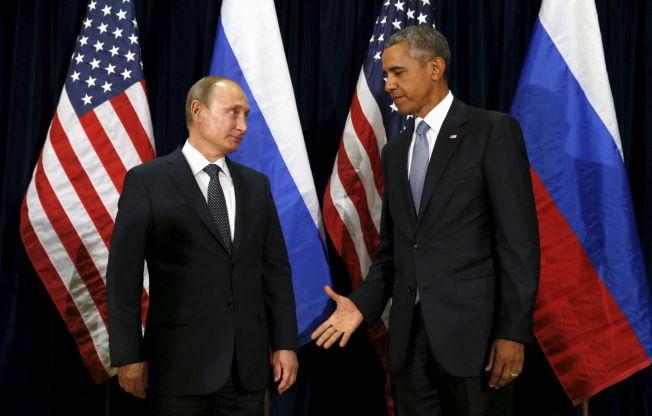 <p>POLITISK SPILL: Et mer selvsikkert Russland som ønsker mer innflytelse trekkes frem som en utfordring i USAs globale trusselvurdering for 2016.</p>