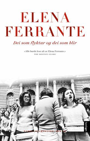 <p>TREDJE BOK: Den tredje boken i serien på fire, kommer på norsk 11. mars.</p>