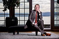 Investor Jens Ulltveit-Moe (73): Glad for at datteren slipper nynorsk