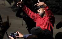 Kanye West går bananas på Twitter