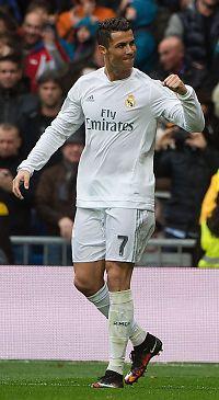 Ronaldo-dobbel da 10-manns-Madrid slo Athletic
