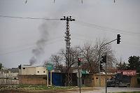 Tyrkia angriper kurdisk milits i Syria