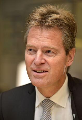<p>STYRTE TROMSØ: Tidligere ordfører Jens Johan Hjort (H).</p>