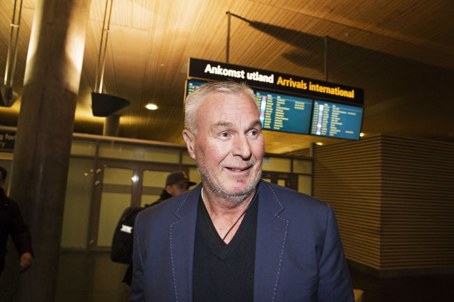 <p>TILBAKE I NORGE: Fredag kom Espen Lee og to andre nordmenn tilbake til Oslo etter tolv dager i fengsel på Kypros.</p>