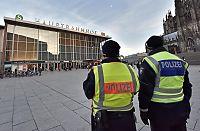 Masseovergrepene i Köln: Bare to av de mistenkte er fra Syria