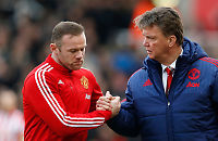 Rooney skadet – kan miste to måneder