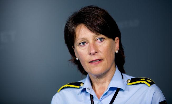 POLITI: Kari-Janne Lid, politioverbetjent i seksjon for volds- og seksualforbrytelser i Oslo politidistrikt, presiserer at politiet ikke har grunnlag for å si at det er flere voldtekter i forbindelse med møter via Tinder enn andre datingsider på nett.