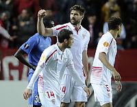 Molde sjanseløse i Sevilla
