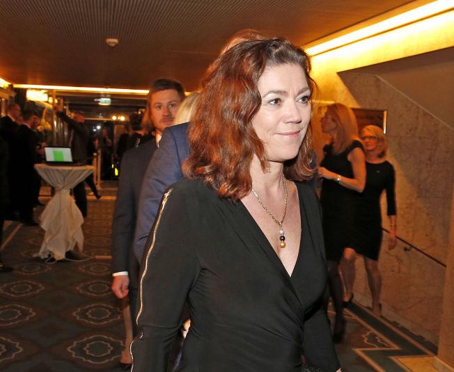 <p>NHO-SJEF: Kristin Skogen Lund, administrerende direktør i Næringslivets hovedorganisasjon (NHO).<br/></p>
