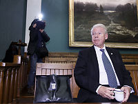 Skuffet Carl I. Hagen tapte i Høyesterett