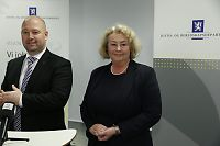 Øie er Norges første kvinnelige høyesterettsjustitiarius