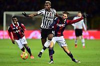 Juventus' seiersrekke stoppet på 15