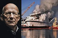 Tidligere sjøfartsinspektør: Brannen på «Scandinavian Star» var påsatt