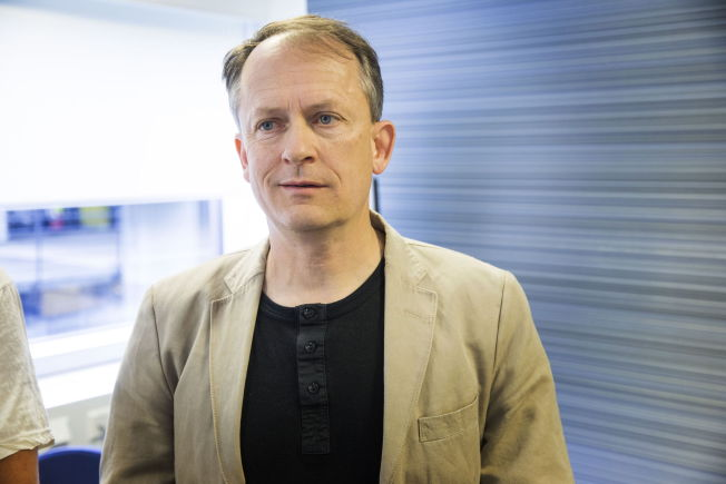 <p>REAGERER: Styremedlem i Støttegruppa for pårørende og etterlatte etter mordbrannen på Scandinavian Star, Jan Harsem.<br/></p>