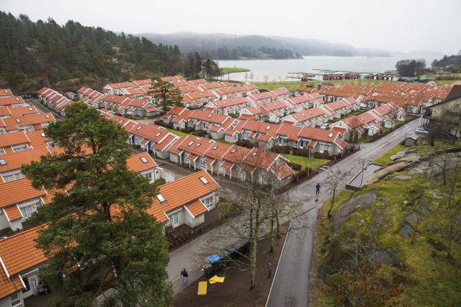 <p>Åsted: Overgrepene skal ha skjedd her, på transittmottaket Oslofjord Convention Center i Stokke.</p>