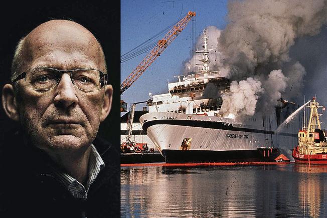 <p>SNAKKER UT: Inspektør Flemming Thue Jensen var en av de aller første som gikk ombord i Scandavian Star etter katastrofebrannen. Først nå snakker han ut om de han så.</p>