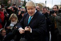 London-ordfører Boris Johnson: – Jeg vil ha Storbritannia ut av EU