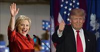 Trump: - Det blir meg mot Hillary