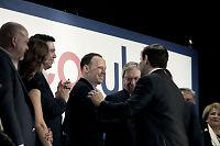 Rubio får støtte fra boyband-legende