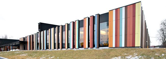 <p>PRIVATSKOLE: Oslo International School har tilbud både for barneskole, ungdomsskole og videregående skole i lokalene på Bekkestua i Bærum.</p>