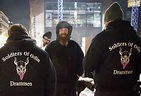 Erna Solberg om Odins soldater: – Ligner en borgerverngruppe, og det er vi imot