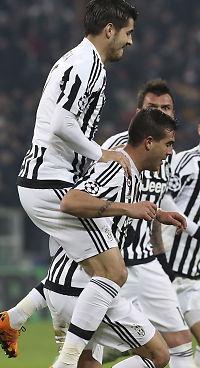 Juventus-comeback i dramatisk møte med Bayern München