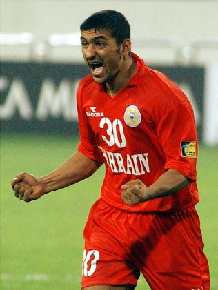 SATT I FENGSEL: A'ala Hubail var stor stjerne i Bahrain før han ble arrestert og satt tre måneder i fengsel. Han hevdet at han ble slått i fengselet, men sier nå at det ikke skjedde, og at han støtter Sjeik Salman i presidentkampen.