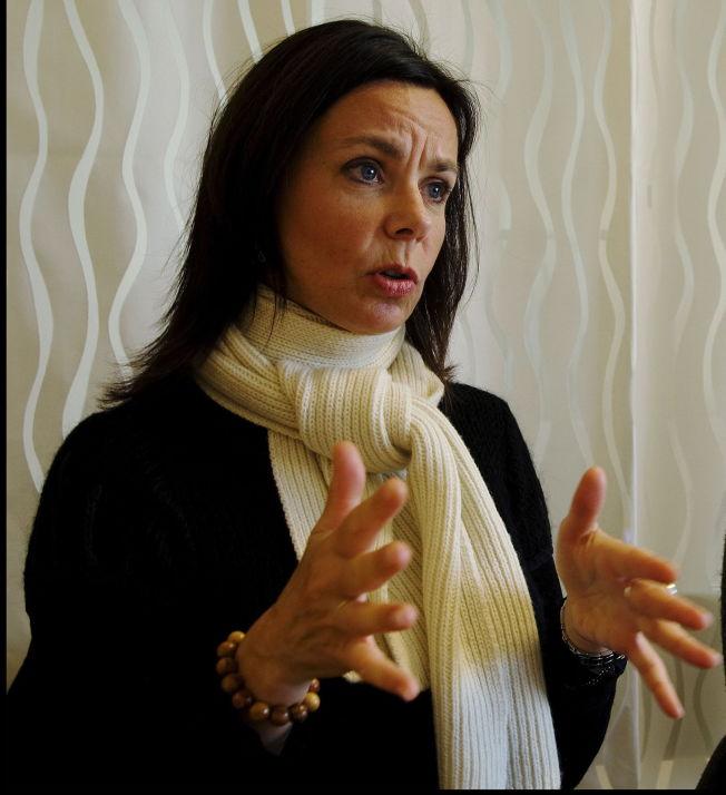<p>TERAPEUT: Marit Slagsvold har gitt ut flere fagbøker som gestaltterapeut tidligere. Her fra et intervju i forbindelse med en bok om død og sorg fra 2008.</p>