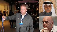 Selvkritisk NFF-president bekymret foran FIFA-valget