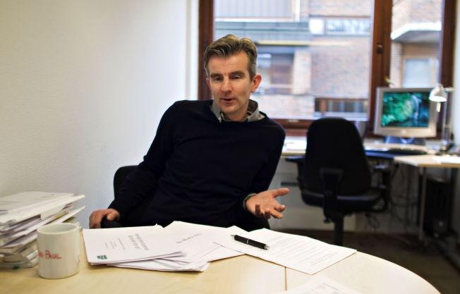 <p>INNVANDRINGSFORSKER: Sosiolog Jan-Paul Brekke har i en årrekke forsket på temaer knyttet til flukt, migrasjon og integrering.<br/></p>