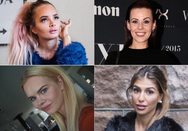 <p>SKRIVER OM FIKSINGEN: Øverst fra høyre: Sophie Elise Isachsen, Anette Marie Antonsen. Nederst fra høyre: Julianne Nygård, Isabel Raad</p>