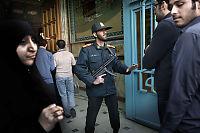 Valg i Iran:– Den frie tanke er regimets fiende. Jeg er ikke fri