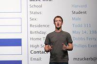 Zuckerberg vil sette en stopper for hatinnlegg på Facebook