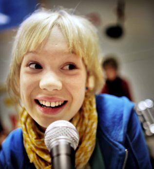 <p/> <p>DEN GANG: Agnete Johnsen i BlackSheeps avbildet i Kautokeino i september 2008.</p>