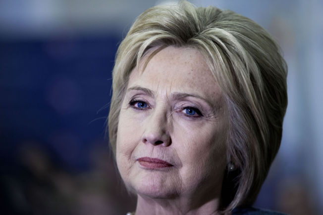 <p>LIGGER GODT AN: Tidligere førstedame Hillary Clinton tok flere seire i primærvalget natt til onsdag.</p>
