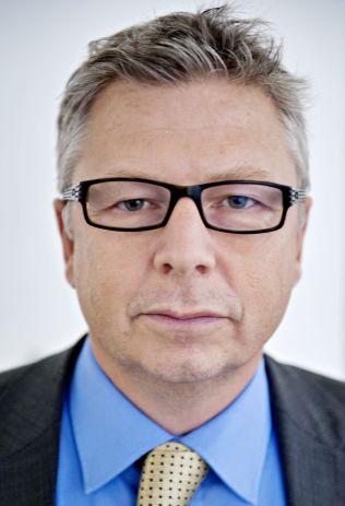 <p>TROR PÅ MODERATE LØNNSOPPGJØR: Sjefsanalytiker Erik Bruce i Nordea.</p>