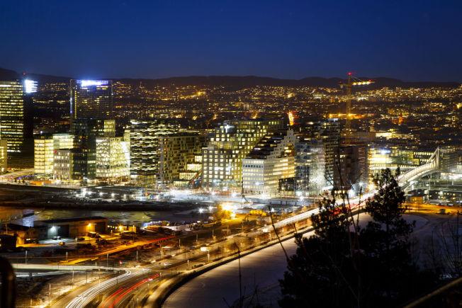 <p>OSLO: <i>En</i> av tre innbyggere i Oslo har innvandrerbakgrunn.</p>