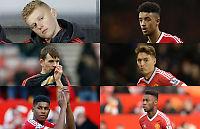 Disse United-spillerne hadde du neppe hørt om før sesongen