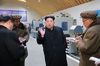 Kim Jong-un: – Klar til å avfyre atomvåpen