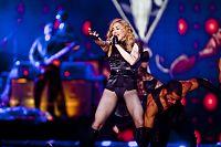 Madonna kjemper en bitter kamp for sønnen