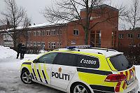 Trusselsituasjon på skole i Asker - en elev pågrepet