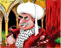 Tyrkia trekker i trådene