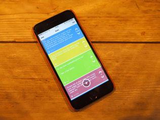 <p>ANONYM: I appen Jodel kan mennesker innen et visst geografisk område kommunisere anonymt.</p>
