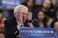 Sanders' millioner skaper hodepine for Clinton