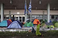Tyskland vil ikke ta imot strandede flyktninger