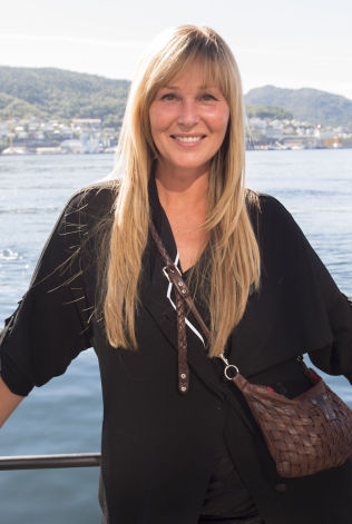 <p>VETERAN: Dorthe Skappel kan skilte med over 20 års fartstid i TV 2. Her på kanalens høstlansering i fjor.</p>