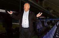 Den nye fotballpresidenten: Vil ikke kalles president