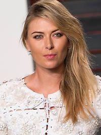 Maria Sjarapova innrømmer doping
