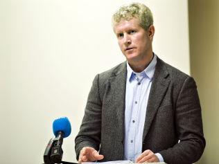 <p>LEDER: Politistasjonssjef Morten Ørn ved Bergen sør politidistrikt.</p>